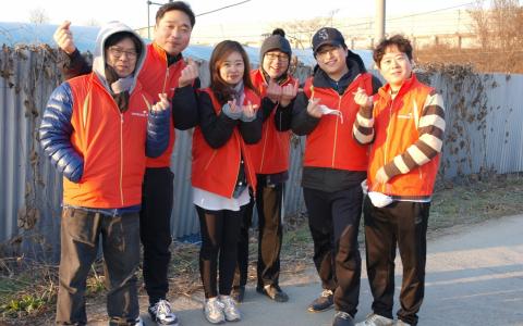 2016년 4분기 유기견 봉사활동